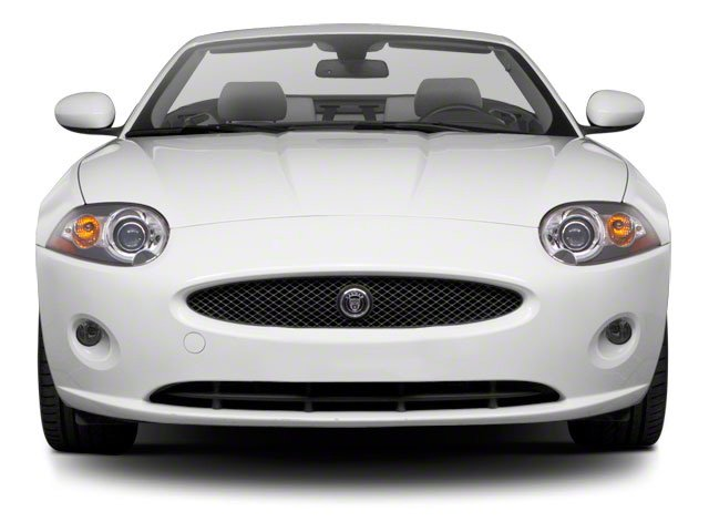 2010 Jaguar XK Prices and Values Convertible XKR Supercharged front view