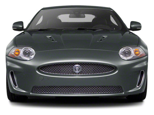 2010 Jaguar XK Prices and Values Coupe 2D XKR Supercharged front view