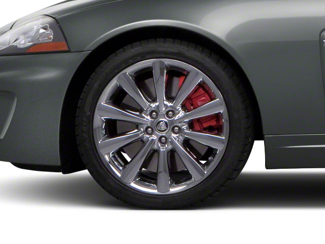 2010 Jaguar XK Prices and Values Coupe 2D XKR Supercharged wheel