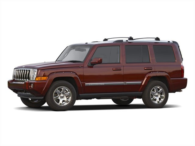 Jeep Commander Crossover 2010 Utility 4D Sport 2WD - Фото 1