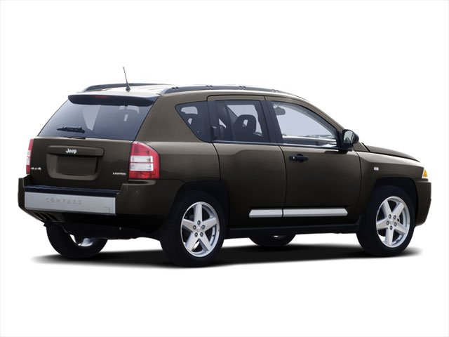 2010 Jeep Compass Prices and Values Utility 4D Sport 4WD side rear view