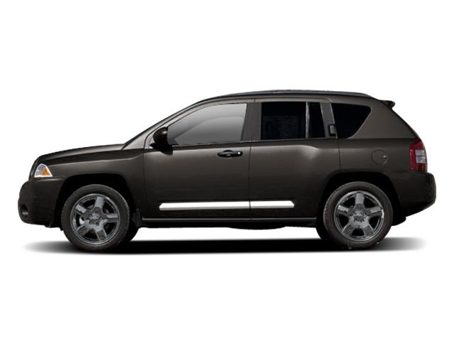 2010 Jeep Compass Prices and Values Utility 4D Sport 4WD side view