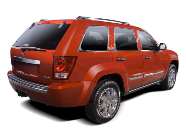 2010 Jeep Grand Cherokee Pictures Grand Cherokee Utility 4D Laredo 2WD photos side rear view