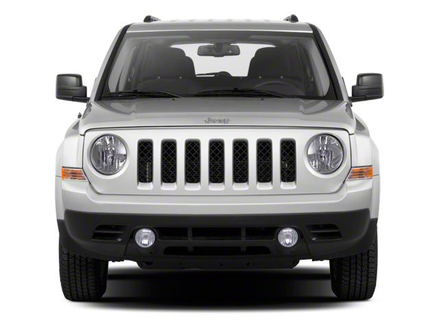 2010 Jeep Patriot Prices and Values Utility 4D Latitude 2WD front view