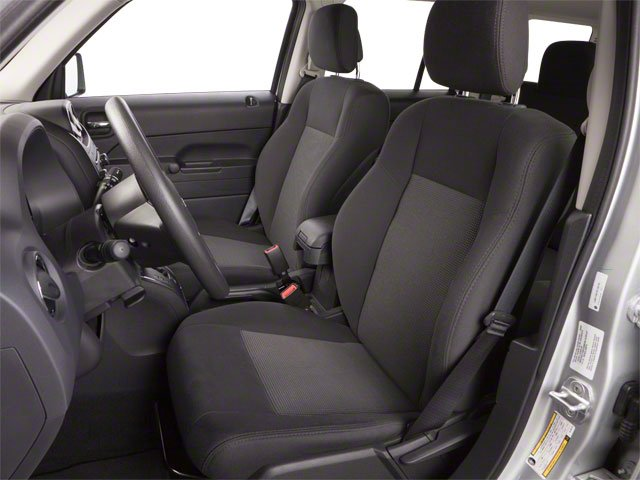2010 Jeep Patriot Prices and Values Utility 4D Latitude 2WD front seat interior