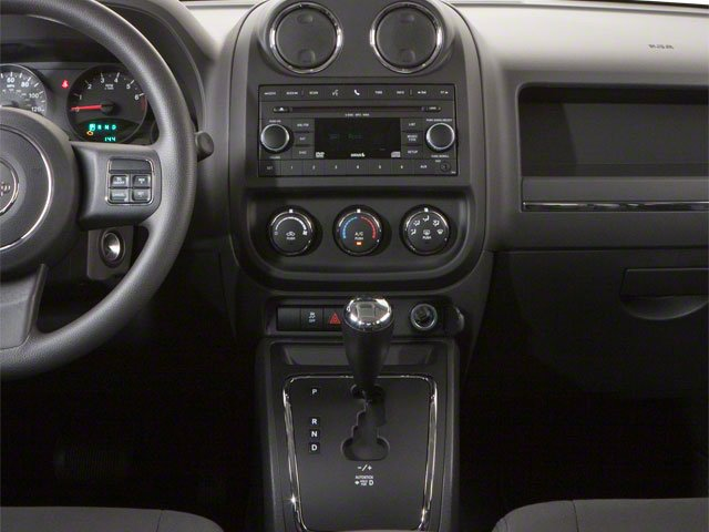 2010 Jeep Patriot Prices and Values Utility 4D Latitude 2WD center console