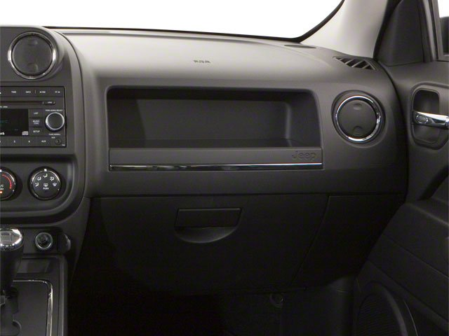2010 Jeep Patriot Prices and Values Utility 4D Latitude 2WD passenger's dashboard