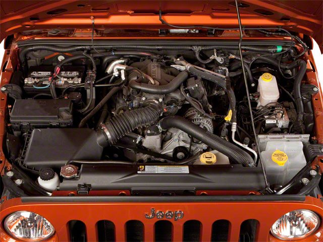 2010 Jeep Wrangler Prices and Values Utility 2D Sport 4WD engine