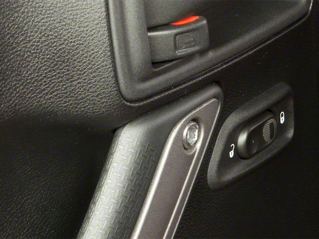 2010 Jeep Wrangler Prices and Values Utility 2D Sport 4WD driver's side interior controls
