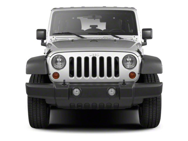 2010 Jeep Wrangler Unlimited Prices and Values Utility 4D Unlimited Sport 4WD front view