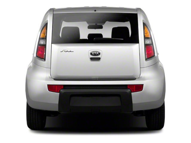 2010 Kia Soul Prices And Values Wagon 4D + Rear View