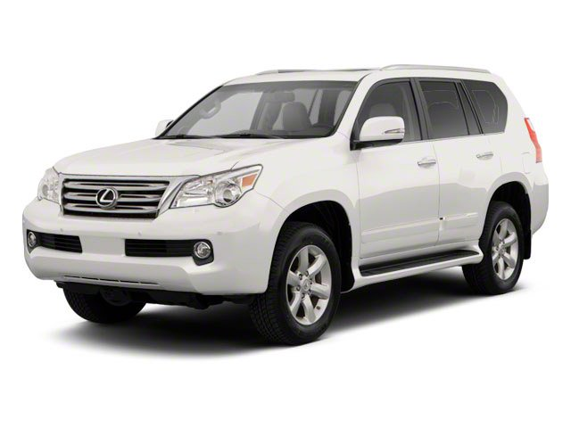 2010 Lexus GX 460 Prices and Values Utility 4D 4WD side front view