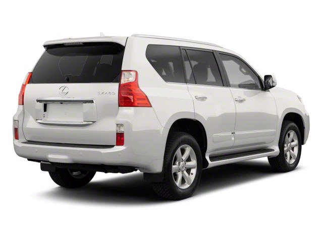 2010 Lexus GX 460 Prices and Values Utility 4D 4WD side rear view