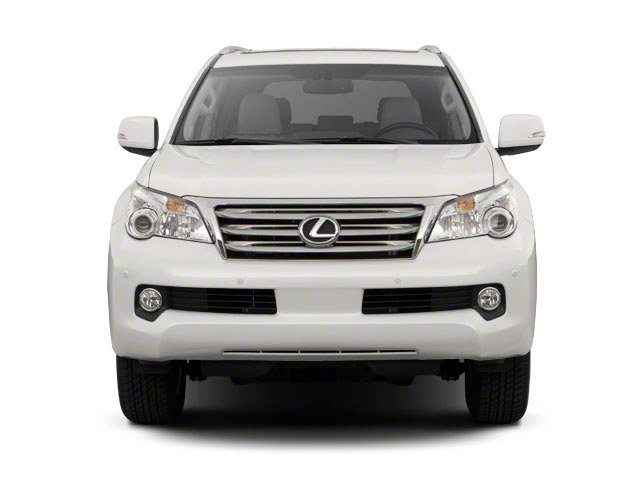 2010 Lexus GX 460 Prices and Values Utility 4D 4WD front view