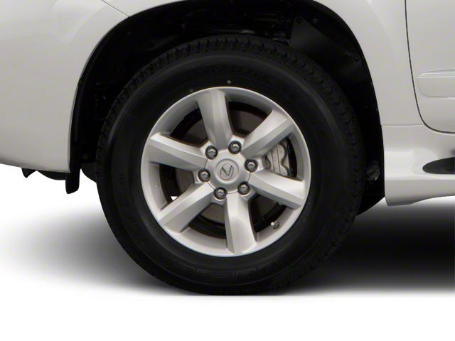 2010 Lexus GX 460 Prices and Values Utility 4D 4WD wheel