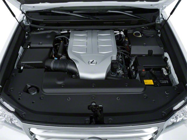 2010 Lexus GX 460 Prices and Values Utility 4D 4WD engine