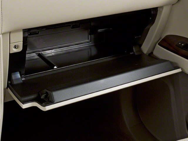 2010 Lexus GX 460 Prices and Values Utility 4D 4WD glove box