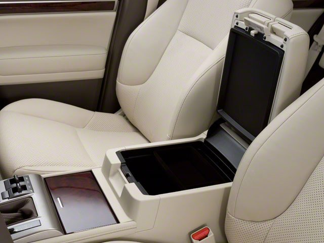 2010 Lexus GX 460 Prices and Values Utility 4D 4WD center storage console