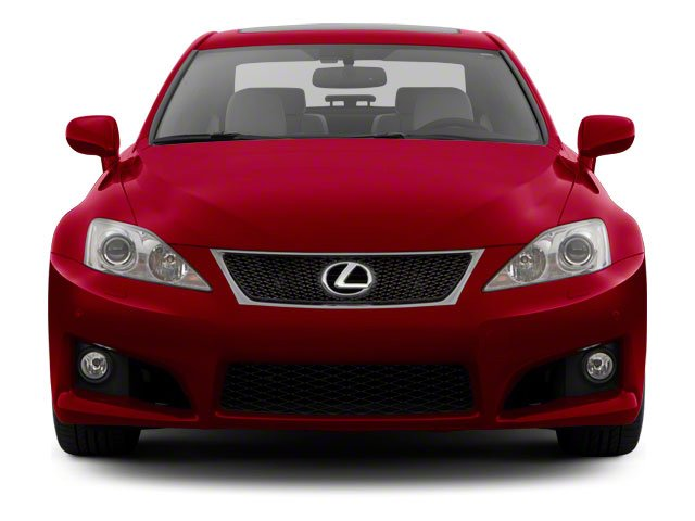2010 Lexus IS F Prices and Values Sedan 4D IS-F front view