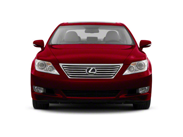 2010 Lexus LS 460 Prices and Values Sedan 4D LS460L AWD front view