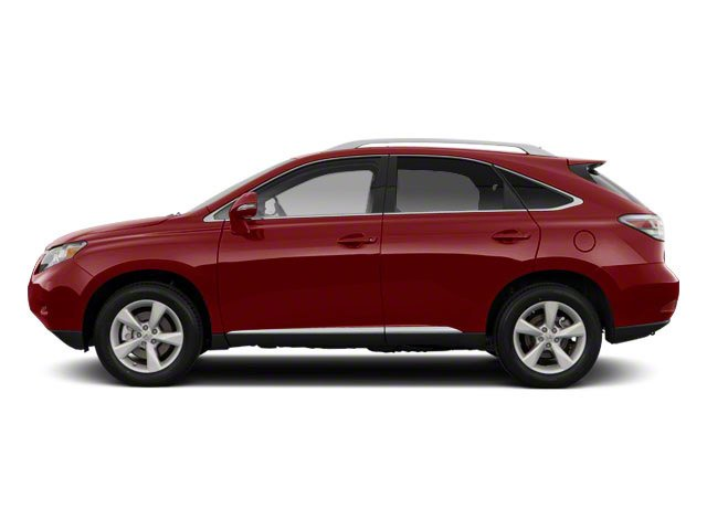2010 Lexus RX 450h Prices and Values Utility 4D 2WD side view