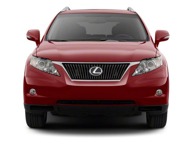 2010 Lexus RX 450h Prices and Values Utility 4D 2WD front view