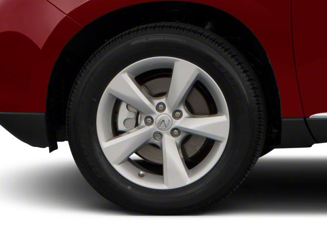 2010 Lexus RX 450h Prices and Values Utility 4D 2WD wheel