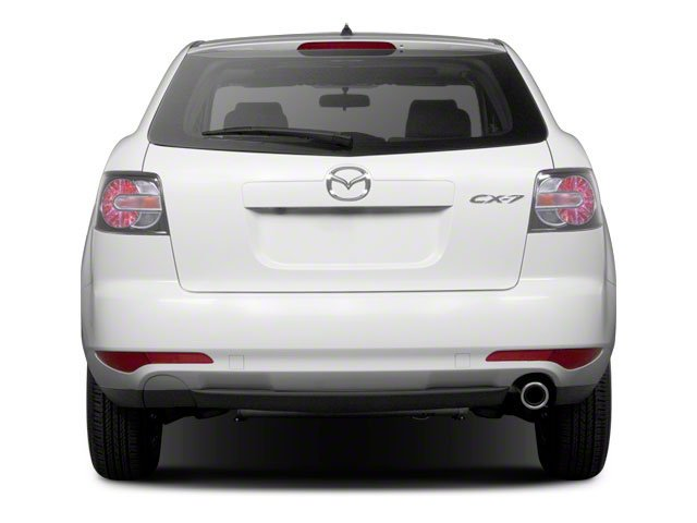 2010 Mazda CX-7 Prices and Values Wagon 4D S AWD rear view