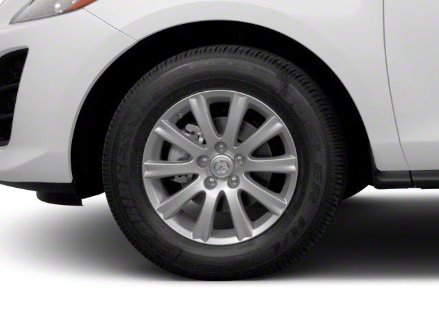 2010 Mazda CX-7 Prices and Values Wagon 4D I 2WD wheel