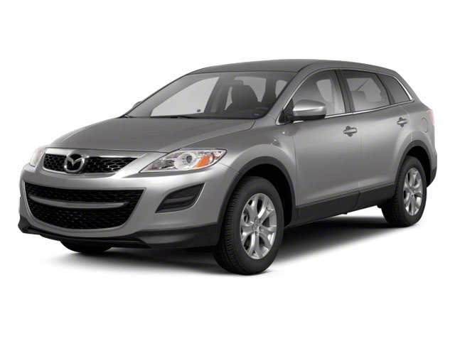 2010 Mazda CX-9 Prices and Values Utility 4D GT AWD side front view