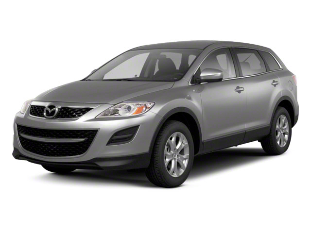 2010 Mazda CX-9 Prices and Values Utility 4D Sport 2WD side front view