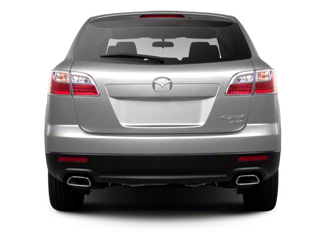 2010 Mazda CX-9 Prices and Values Utility 4D GT AWD rear view