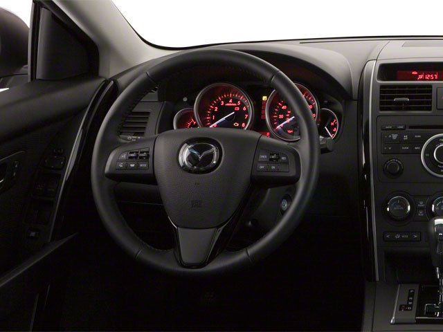 2010 Mazda CX-9 Prices and Values Utility 4D GT AWD driver's dashboard