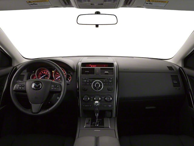 2010 Mazda CX-9 Prices and Values Utility 4D GT AWD full dashboard