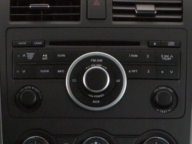 2010 Mazda CX-9 Prices and Values Utility 4D Sport 2WD stereo system