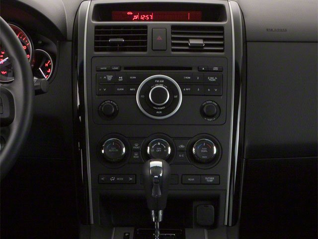 2010 Mazda CX-9 Prices and Values Utility 4D Sport 2WD center console