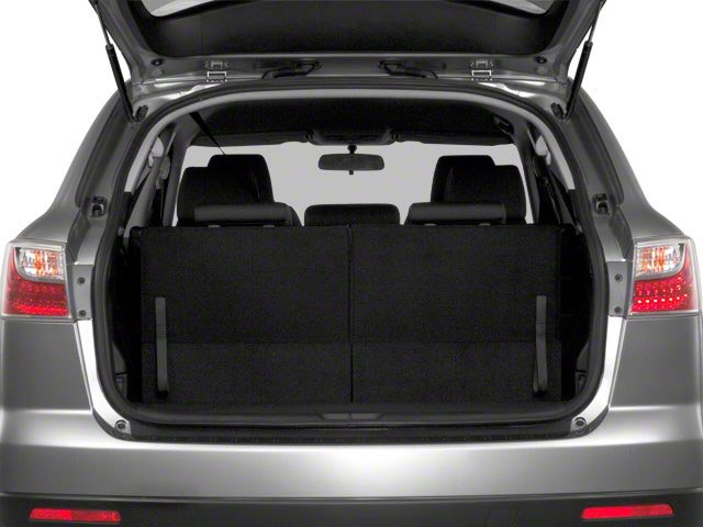 2010 Mazda CX-9 Pictures CX-9 Utility 4D GT 2WD photos open trunk