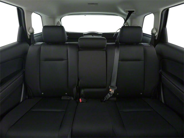 2010 Mazda CX-9 Prices and Values Utility 4D GT AWD backseat interior