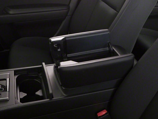 2010 Mazda CX-9 Pictures CX-9 Utility 4D GT 2WD photos center storage console