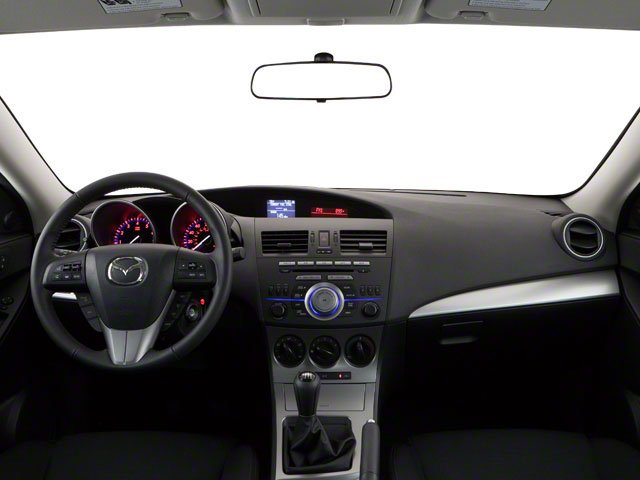 2010 Mazda Mazda3 Prices and Values Wagon 5D s full dashboard