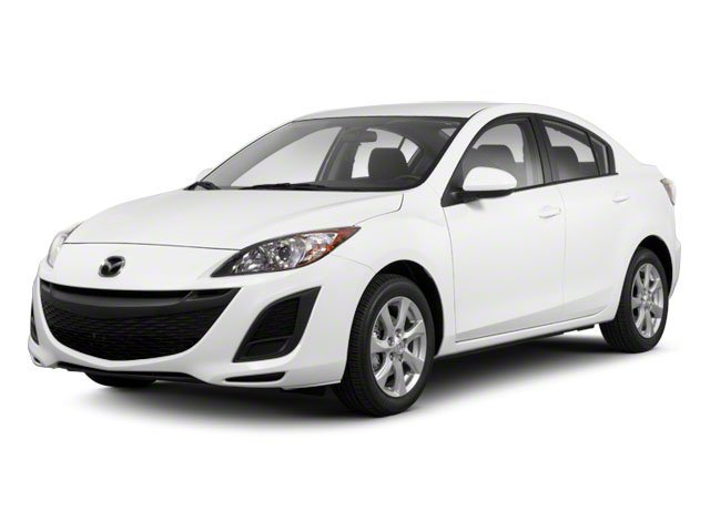 2010 Mazda Mazda3 Prices and Values Sedan 4D i side front view