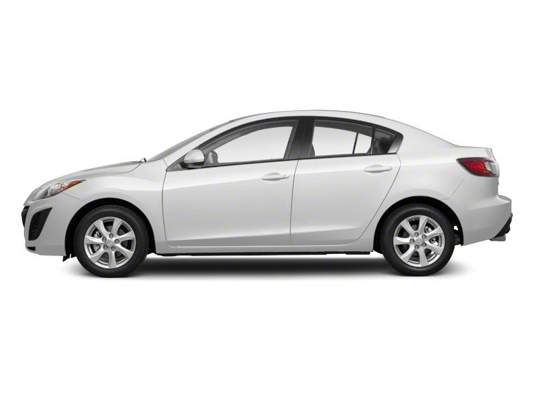 2010 Mazda Mazda3 Prices and Values Sedan 4D i side view