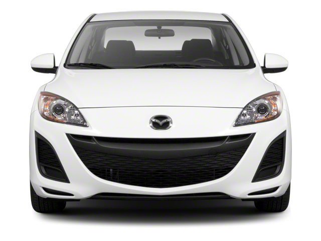 2010 Mazda Mazda3 Pictures Mazda3 Sedan 4D s photos front view