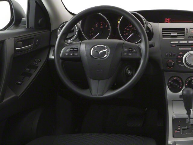 2010 Mazda Mazda3 Prices and Values Sedan 4D i driver's dashboard