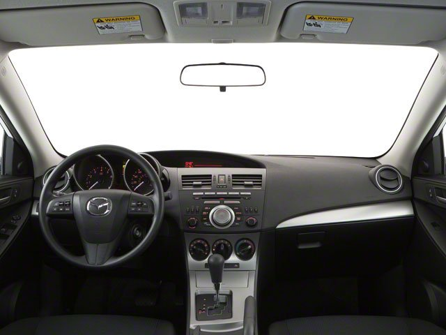 2010 Mazda Mazda3 Prices and Values Sedan 4D i full dashboard