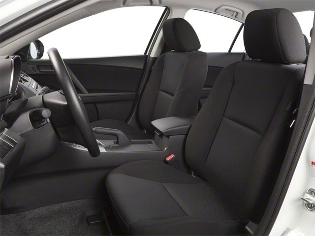2010 Mazda Mazda3 Prices and Values Sedan 4D i front seat interior