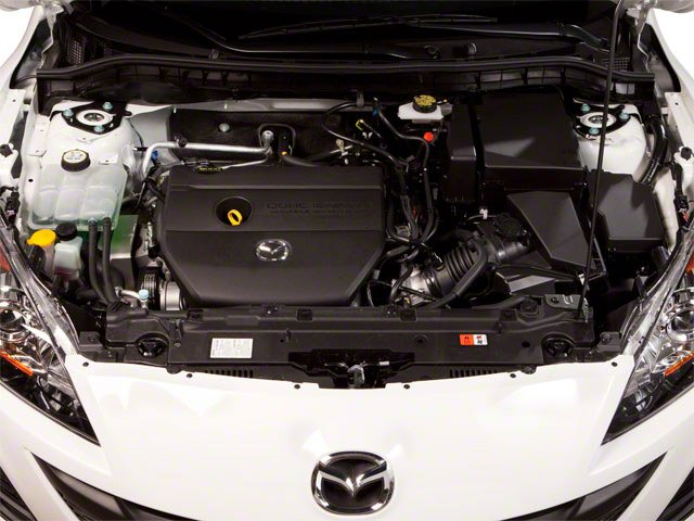2010 Mazda Mazda3 Prices and Values Sedan 4D i engine