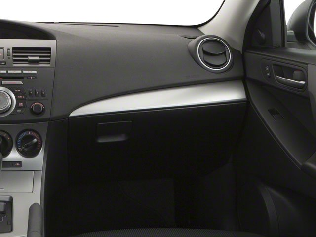 2010 Mazda Mazda3 Prices and Values Sedan 4D i passenger's dashboard
