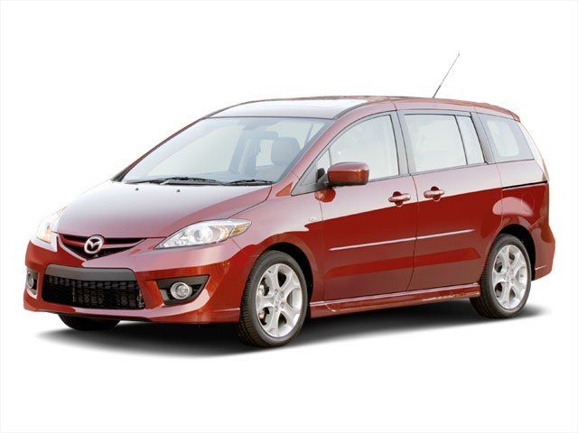 2010 Mazda Mazda5 Prices and Values Wagon 5D GT