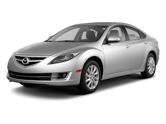 2010 Mazda Mazda6 Prices and Values Sedan 4D s side front view